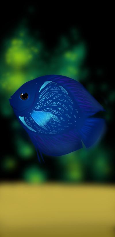 aquarium | Louis | Digital Drawing | PENUP