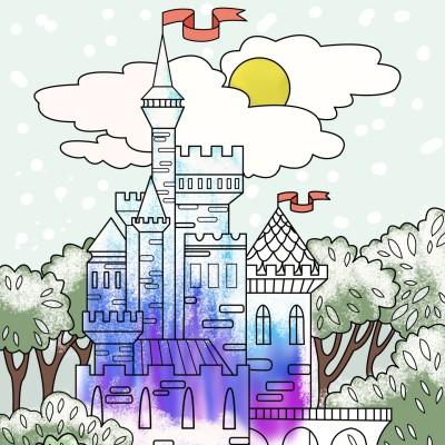 snow fest.2020 | THE_BEST | Digital Drawing | PENUP
