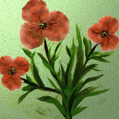 Garden flowers | jjbinksljg2 | Digital Drawing | PENUP
