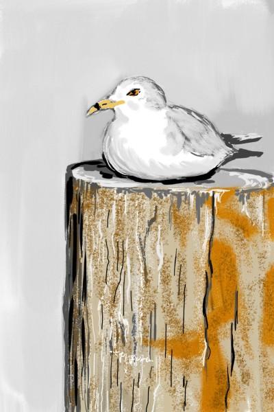 Just resting | AntoineKhanji | Digital Drawing | PENUP