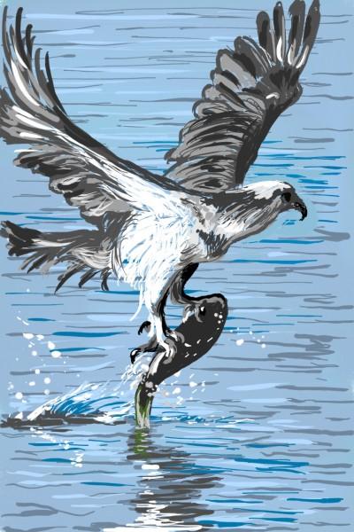 Good catch | AntoineKhanji | Digital Drawing | PENUP
