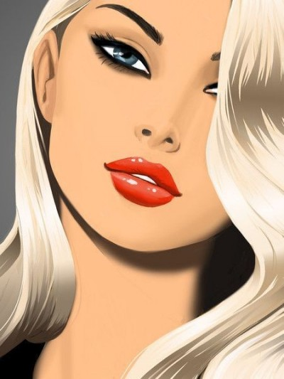 girls | ali_az59 | Digital Drawing | PENUP