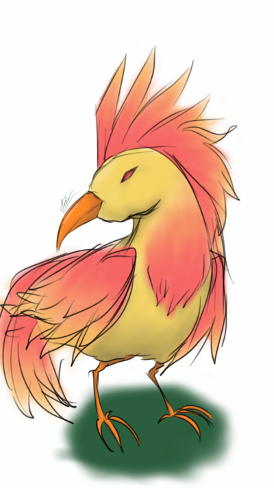chicken??   Mise   Digital Drawing   PENUP