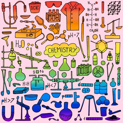 Rainbow Chemistry   ItsIentje   Digital Drawing   PENUP