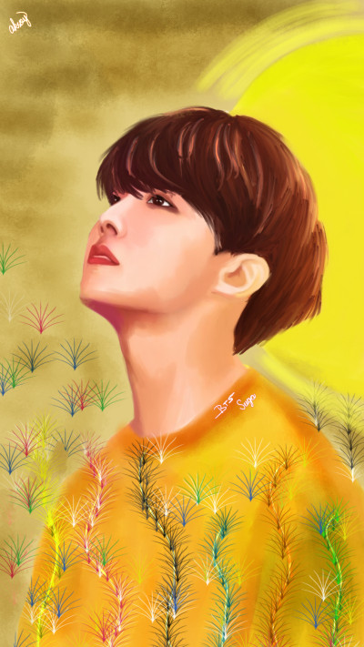 for  BTS_army_259 | -aksoy- | Digital Drawing | PENUP