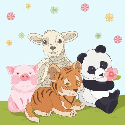 Animals | Chris | Digital Drawing | PENUP