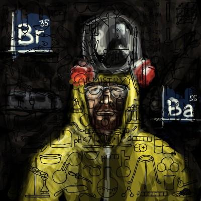 Breaking  Bad  | Mishanya | Digital Drawing | PENUP