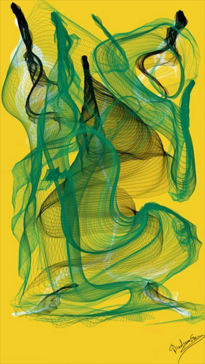 Something abstract 2 | Abex | Digital Drawing | PENUP