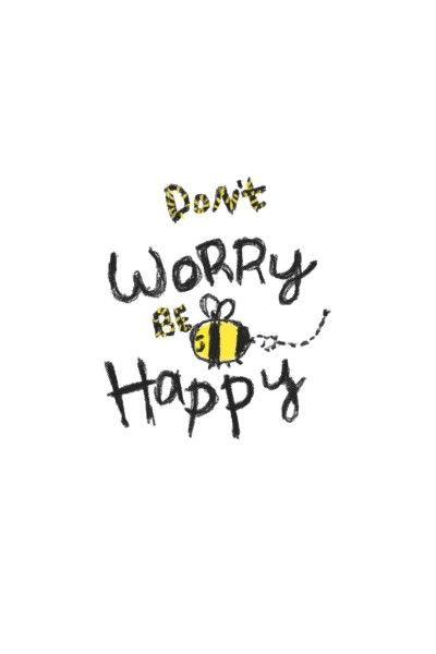 Everybody Sing Don't Worry Be Happy | Anevans2 | Digital Drawing | PENUP