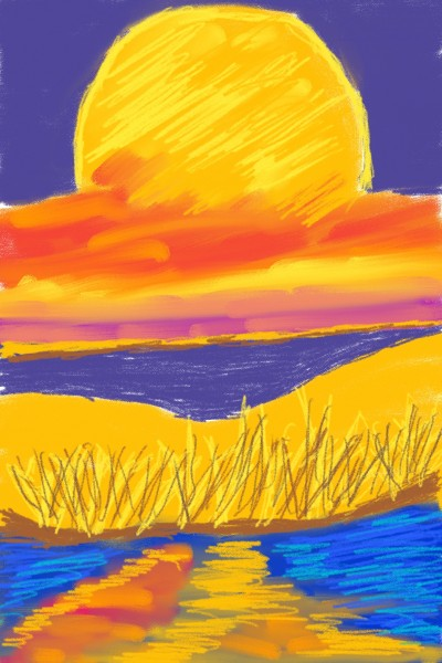 Glorious Day | Anevans2 | Digital Drawing | PENUP