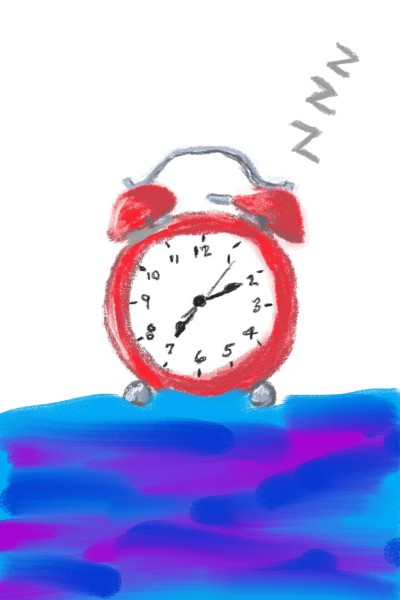 clock#2 | Anevans2 | Digital Drawing | PENUP
