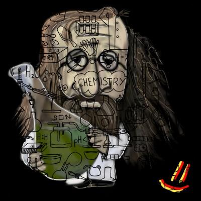Менделеев)))) | GaRiSOn1568 | Digital Drawing | PENUP