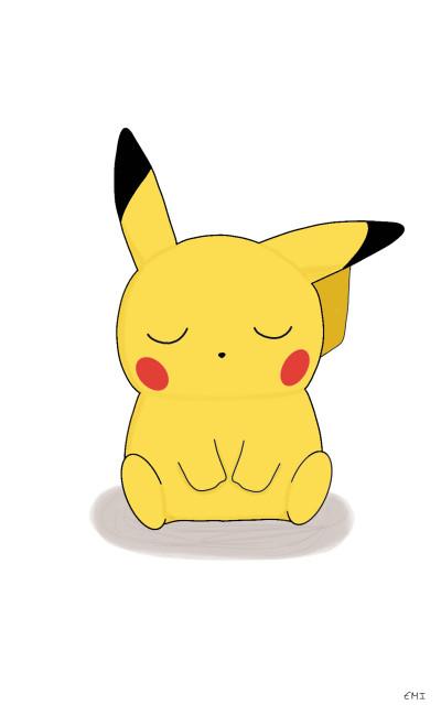 Pikachuuu ! | _Ginger_ | Digital Drawing | PENUP