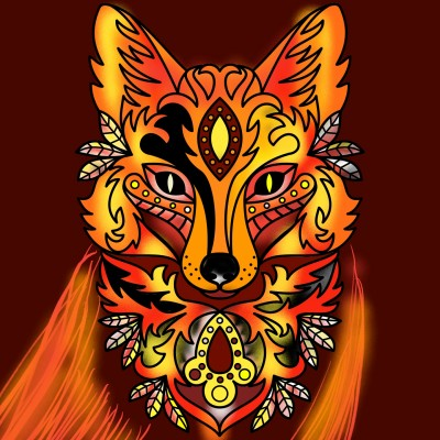 Coloring Digital Drawing | Barbra | PENUP