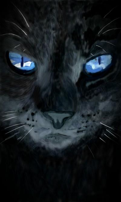 Cat | Choloaldon | Digital Drawing | PENUP
