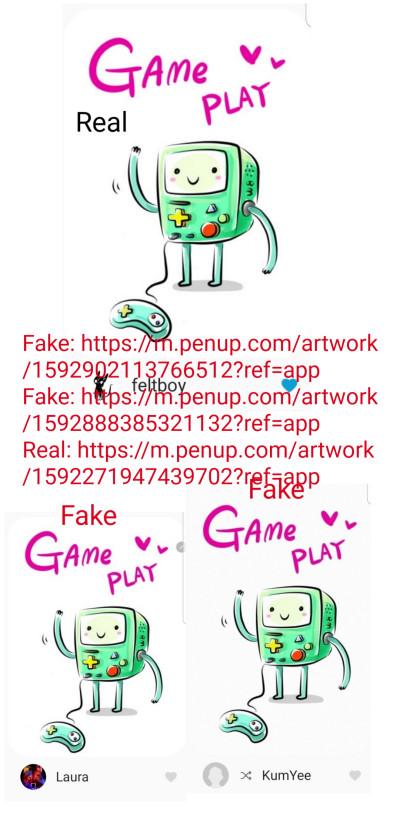PENUP Digital Drawing | Louis | PENUP