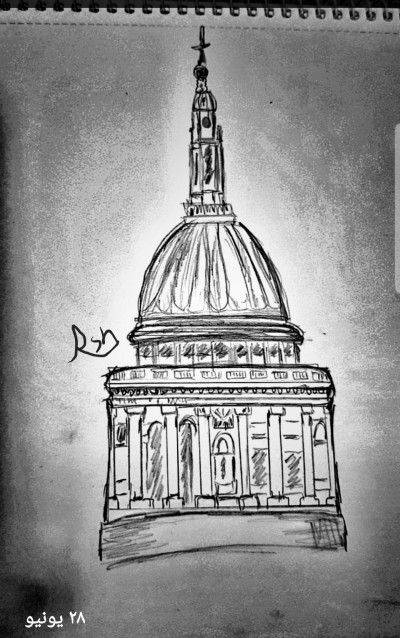 Architecture Digital Drawing | Sh_Fd72 | PENUP