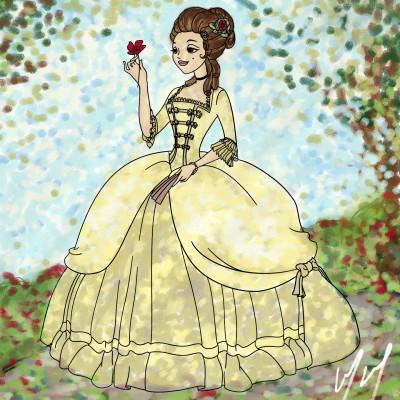Beauty  | Marmarovas | Digital Drawing | PENUP