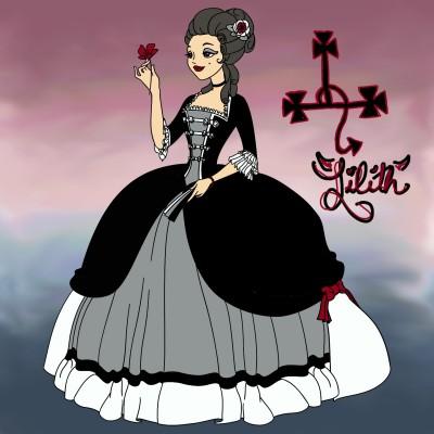 Lilith   Kitten   Digital Drawing   PENUP