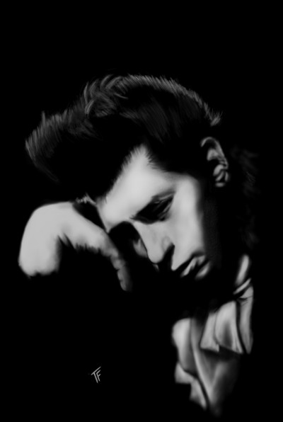 Johnny Thunders | TonyFarvio | Digital Drawing | PENUP