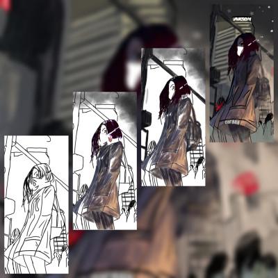 Concept art Digital Drawing | aksoy | PENUP