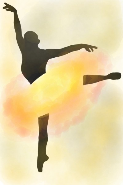 yellow dancer  | Yelan | Digital Drawing | PENUP