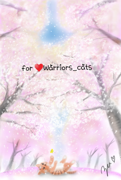 for❤Warriors_cats  | azu | Digital Drawing | PENUP