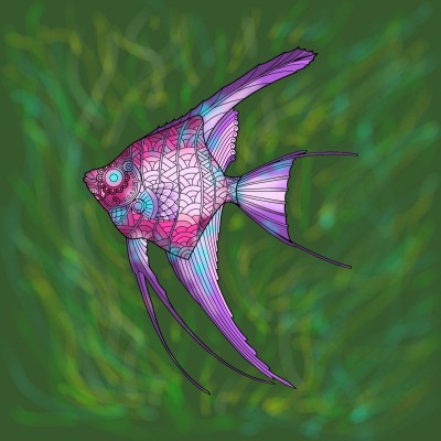 Fish | vaniaania | Digital Drawing | PENUP