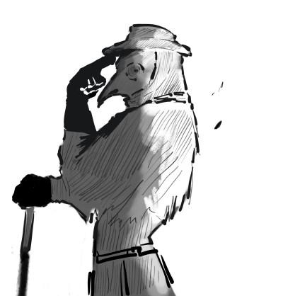 black death | MDD | Digital Drawing | PENUP