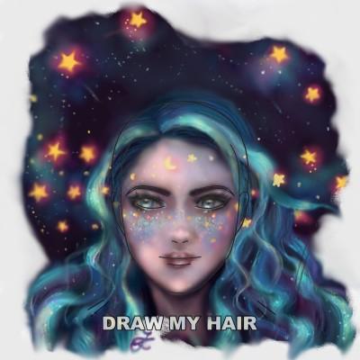 #galaxiesforqinni | aristina.z | Digital Drawing | PENUP
