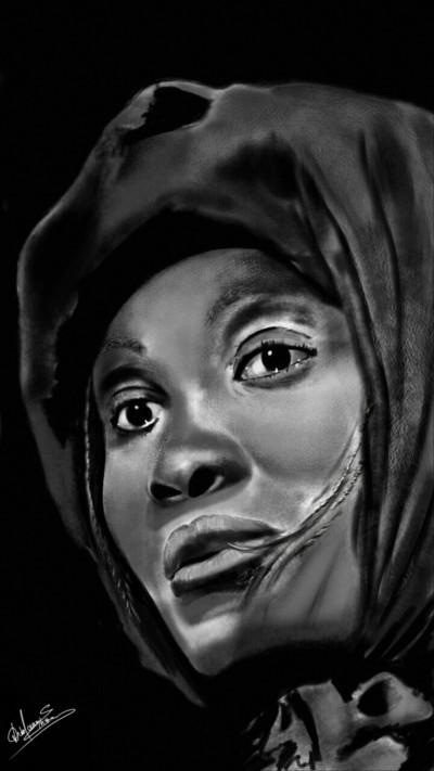 I AM A WOMAN  | Abex | Digital Drawing | PENUP