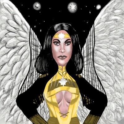 Dawnstar | Ria1 | Digital Drawing | PENUP