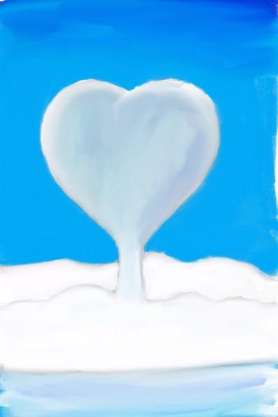 Water  | Diana | Digital Drawing | PENUP