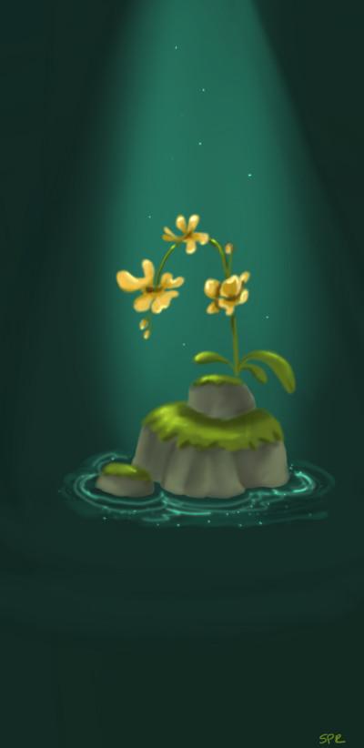 magic flower  | SPR | Digital Drawing | PENUP