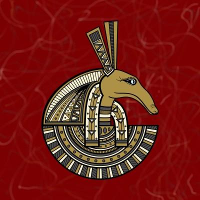 EgyPtian ArT PiEce   Mrs.B   Digital Drawing   PENUP