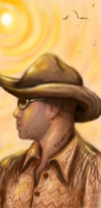cowboy!!!   sitaArt   Digital Drawing   PENUP
