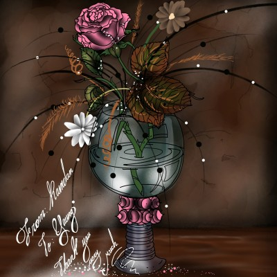 FLORES,FLOWERS | ramdan1111 | Digital Drawing | PENUP
