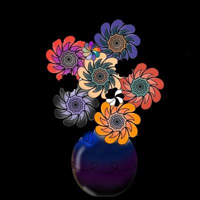 Coloring Digital Drawing | MeteHan | PENUP