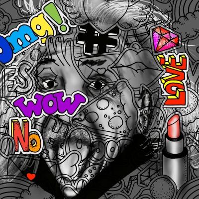 Albert Einstein    ramdan1111   Digital Drawing   PENUP