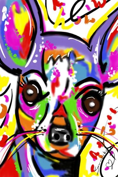 Splash of Colour ⁽⁽ଘ( ˊᵕˋ )ଓ⁾⁾ | SummerKaz | Digital Drawing | PENUP