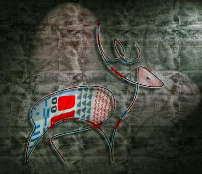 Reindeer | deser | Digital Drawing | PENUP