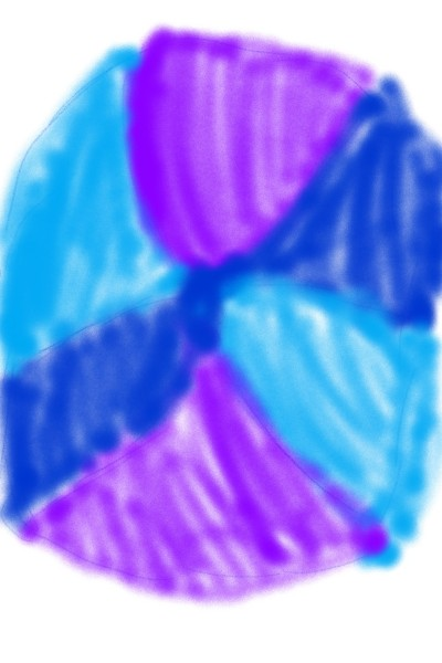 glowing umbrella  | avictorias13 | Digital Drawing | PENUP