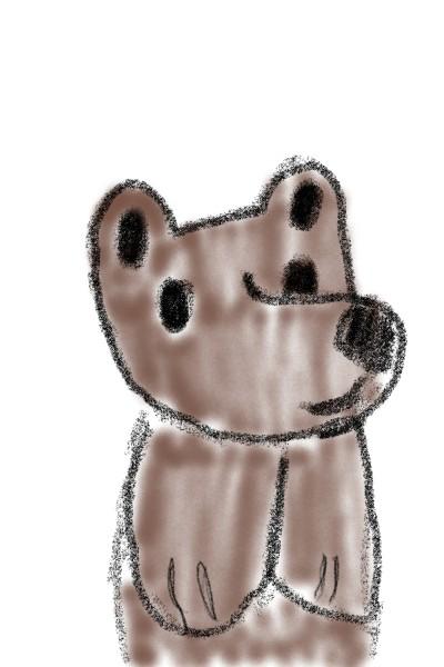 Teddy Bear | avictorias13 | Digital Drawing | PENUP