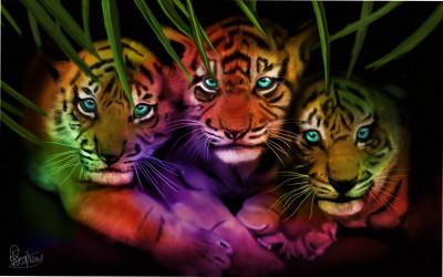 jungle | Robyn | Digital Drawing | PENUP