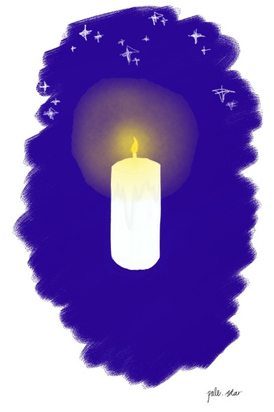 candle  | pale.star | Digital Drawing | PENUP