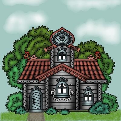 House | JammyC | Digital Drawing | PENUP