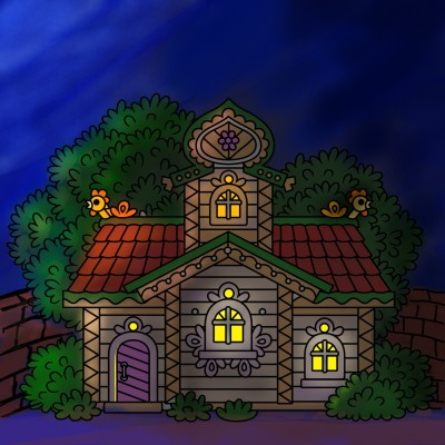sweet home.. | mjyoo | Digital Drawing | PENUP