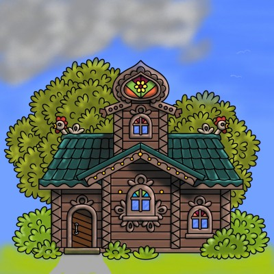 Coloring Digital Drawing | Kath | PENUP