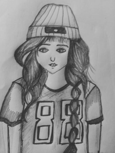 girly power | dwitipriya | Digital Drawing | PENUP