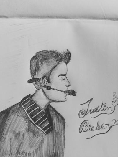 justin bieber  | dwitipriya | Digital Drawing | PENUP
